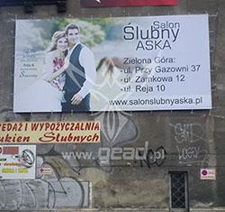 Banery Reklamowe Siatki Mesh