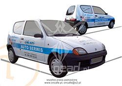 Oklejanie Pojazdów Aut